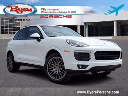 Photo Used 2017 Porsche Cayenne  for sale
