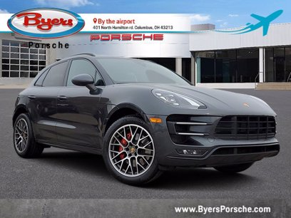 Photo Used 2017 Porsche Macan Turbo for sale