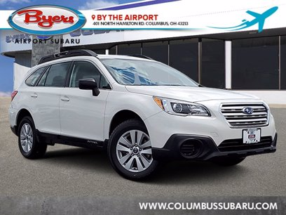 Photo Used 2017 Subaru Outback 2.5i for sale