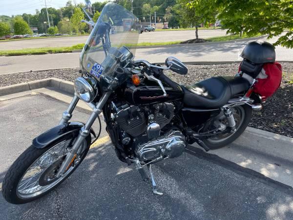 Photo 2007 Harley Sportster 17K mi- Excellent condition - $4,995 (Anderson, Cincinnati)