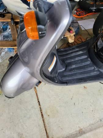 Photo 2007 Yamaha Vino 125 - $1,500 (Centerville Ohio)