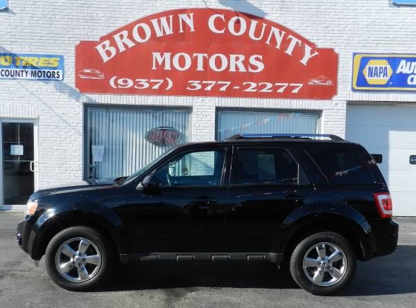 Photo 2009 Ford Escape Limited AWD - 76 K Miles - $7995 (Russellville)