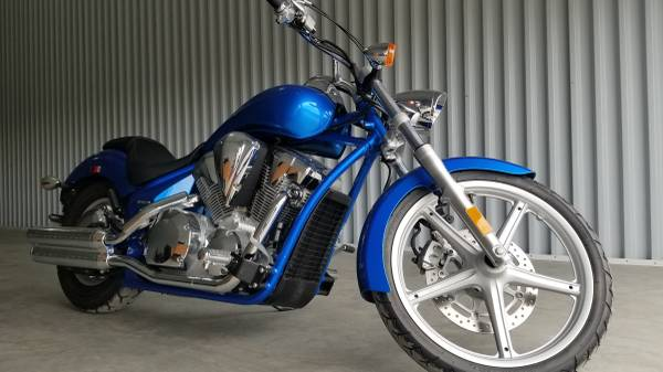 Photo 2011 Honda Sabre - $6,995 (CLEVES)
