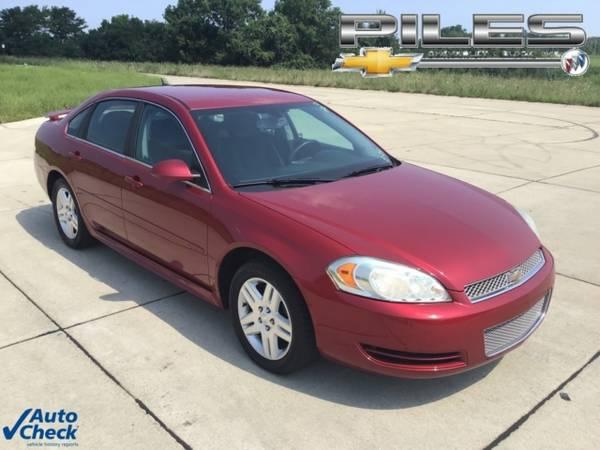 Photo 2013 Chevrolet Impala LT - $8,729 (_Chevrolet_ _Impala_ _Sedan_)