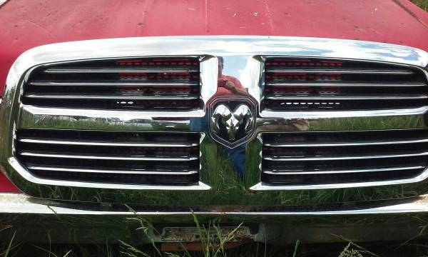 Photo 2013 - 2020 RAM 1500 grill in stallion available. - $125 (Madison IN)