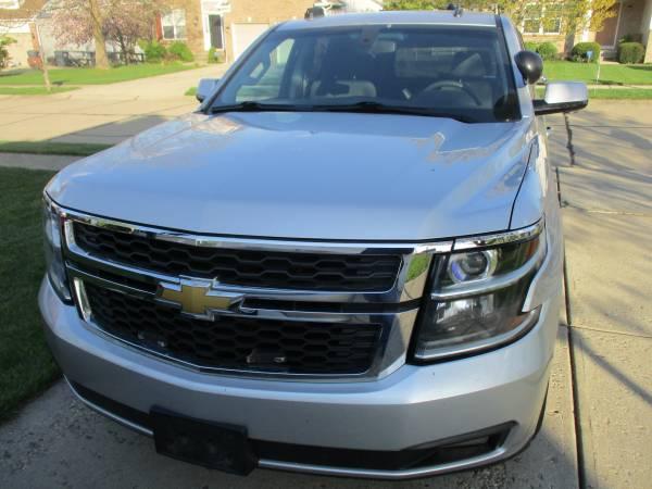 Photo 2015 Chevrolet Tahoe POLICE 4x4SUV 4 x 4 SUV 4-x-4 - $22,999 (Hebron)
