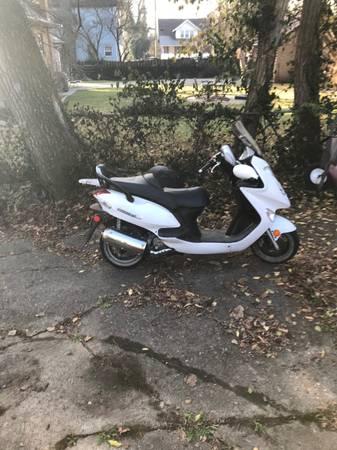 Photo 250cc scooter - $1,500 (Cincinnati)