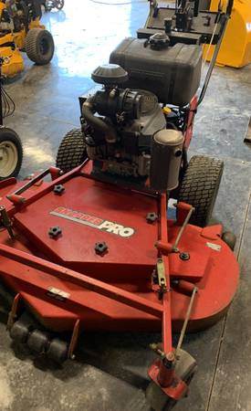 Photo 52 hydro walk behind mower - $750 (Cleves)