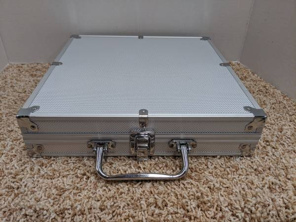 Photo Aluminum Tool Case - $12 (Maineville)
