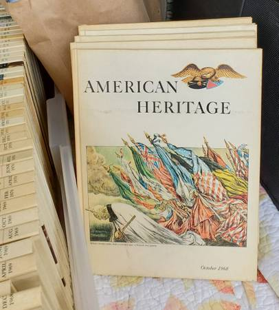 Photo American Heritage Book Collection - $30 (Kenwood)