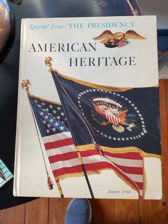 Photo American Heritage Book Collection - $60 (Kenwood)