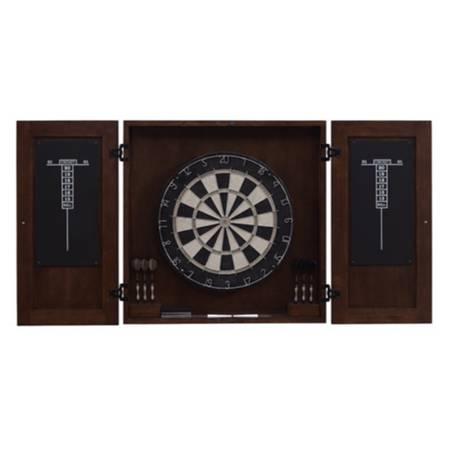 Photo American Heritage Turin Dart Board Cabinet Set - $125 (Liberty Township)
