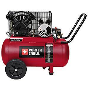 Photo Band New Porter Cable PXCM202 Portable Air Compressor 20 gallon - $280 (Amberley village)