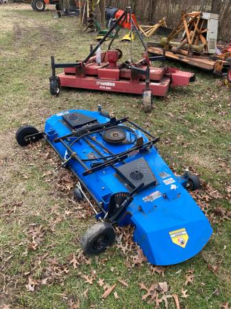 Photo Belly Mower for New Holland Tractor - $750 (Colerain Township)