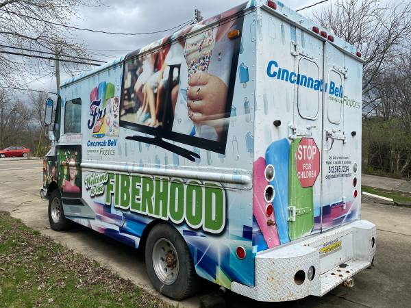 Photo Chevy step van - $600 (Hamilton Ohio)
