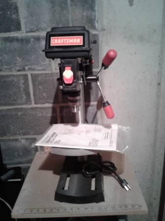 Photo Craftsman Sander, Drill, Scroll Saw - $450 (Cinti . Dent)