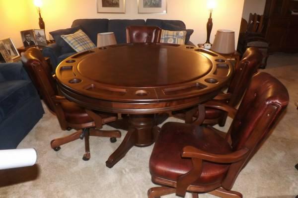 Photo DARAFEEV POKER TABLE quotNEWquot FLOOR SAMPLE - $2,800 (KETTERING)