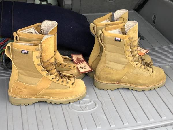 Photo Danner Acadia Desert Boots 2 Pair NEW - $100 (Blue Ash)