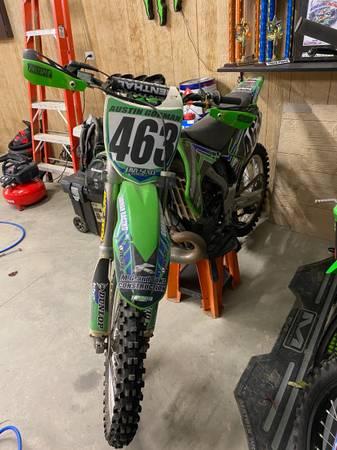 Photo Dirt bikes for sale - $1 (Martinsville)