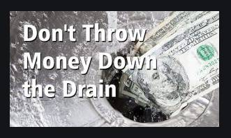 Photo Don39t let your money go down the drain. Own your own home. (Fairfield)
