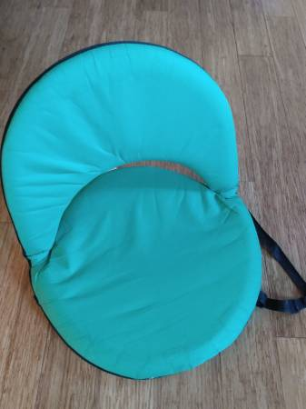 Photo Folding Chair with Adjustable Strap for Kids and Adults - $25 (Batavia, Ohio)