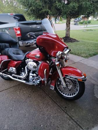 Photo For sale Harley-Davidson Ultra Classic 2012 - $15,000 (Liberty Township)