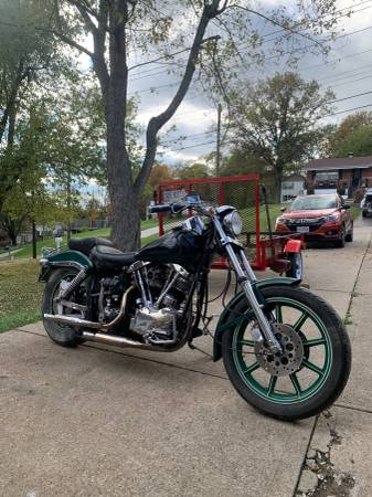 Photo Harley 1969 Shovelhead TRADE for Panhead - $10,000 (Cincinnati)