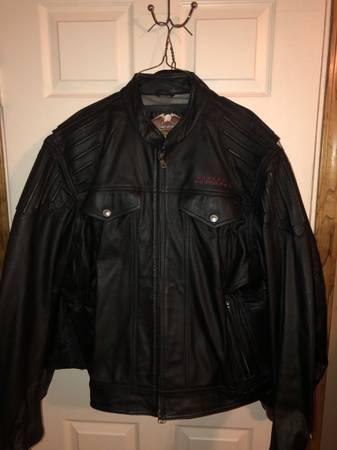 Photo Harley Davidson Leather Jacket (mens) - $125 (Mount Orab)