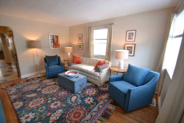 Photo I-1 Furnished 1BR Apartment Central City (Pleasant Ridge NR Kennedy Hts)