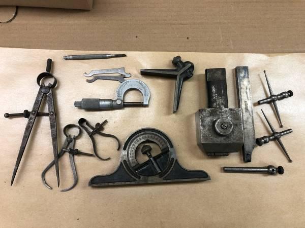Photo Machinist tools (item 274) - $10 (Loveland)