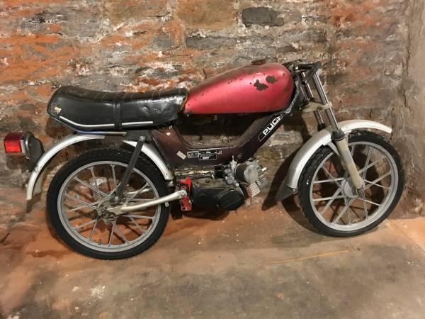 Photo Mongrel Moped - Puch Tomos Vespa Sachs Motobecanegt - $300 (Cincinnati)