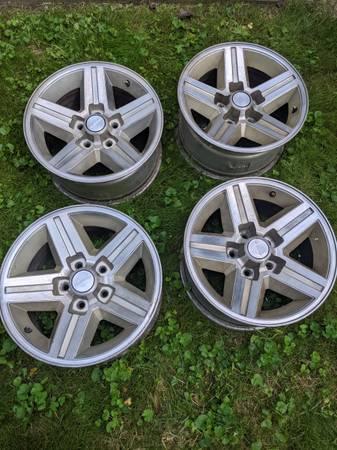 Photo OEM Iroc Z Wheels - $250