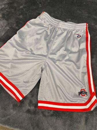 Photo Ohio State Mens Medium Athletic Shorts - $20 (Mason)