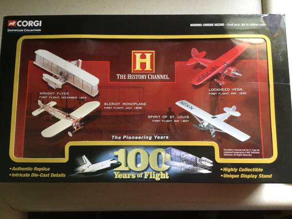 Photo Planes from our beginnings by Corgi diecast models - $40 (Amelia)