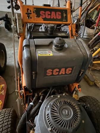 Photo SCAG 48 Walk Behind - $1,650 (Cincinnati)