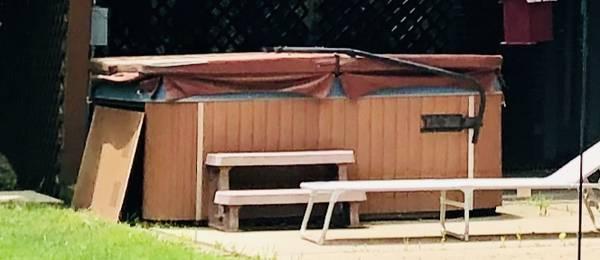 Photo Saunna outdoor 6 seat (Bridgetown)
