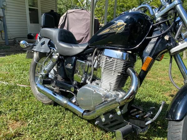 Photo Suzuki ls650 savage - $1,850 (Independence)