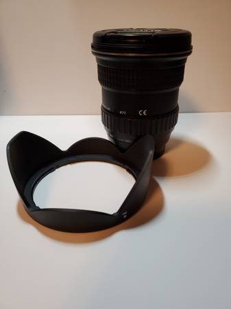 Photo Tokina AT-X 11-16mm f2.8 PRO DX Lens for Nikon F mount - $250 (Cleves)
