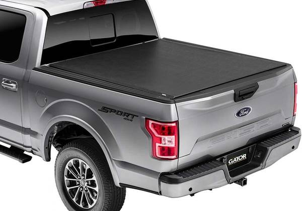 Photo Tonneau Cover  53306  Fits 2004 - 2014 Ford F150 5396quot Bed - $75 (Georgetown OH)
