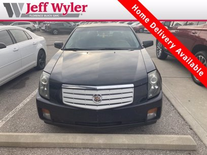 Photo Used 2007 Cadillac CTS 3.6 w Bose Edition for sale