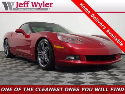 Photo Used 2008 Chevrolet Corvette Coupe for sale