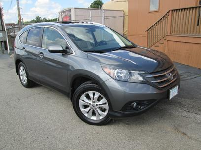 Photo Used 2012 Honda CR-V FWD EX-L for sale