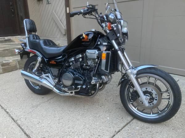 Photo V65 Honda Magna 1984 V 65 - $2,950 (Mt Washington)