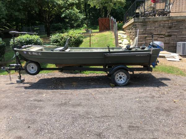 Photo 14 Foot Jon Boat - $2,000 (Hartsville)