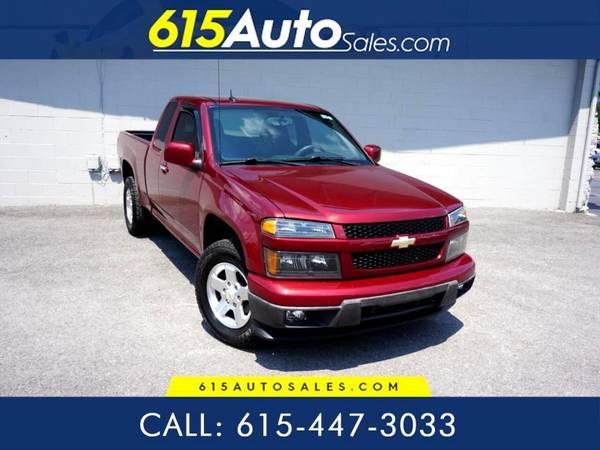 Photo 2010 Chevrolet Colorado $0 DOWN BAD CREDIT WE FINANCE - $9500 (615 W. Main St. Hendersonville, TN)