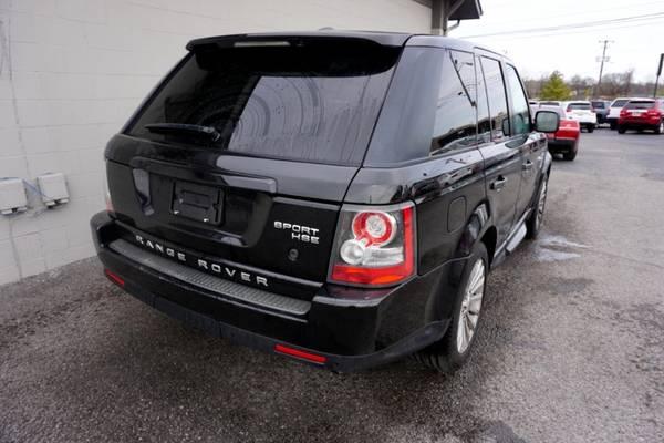 Photo 2011 Land Rover Range Rover Sport $0 DOWN BAD CREDIT WE FINANCE - $14500 (615 W. Main St. Hendersonville, TN)