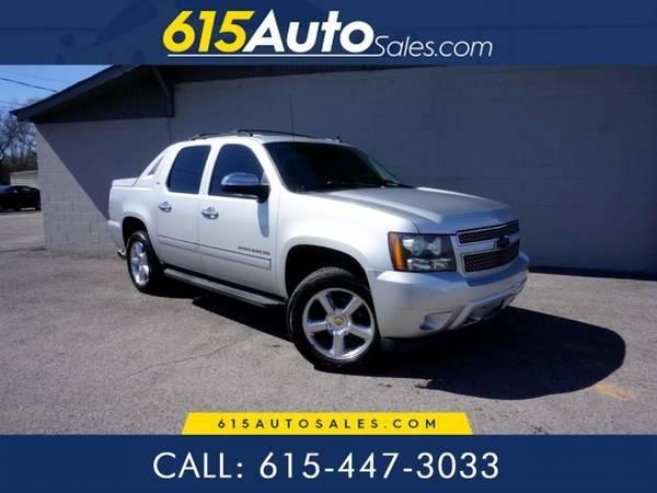 Photo 2012 Chevrolet Avalanche $0 DOWN BAD CREDIT WE FINANCE - $19,500 (615 W. Main St. Hendersonville, TN)