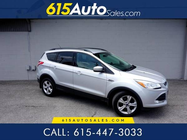 Photo 2014 Ford Escape $0 DOWN BAD CREDIT WE FINANCE - $13,500 (615 W. Main St. Hendersonville, TN)