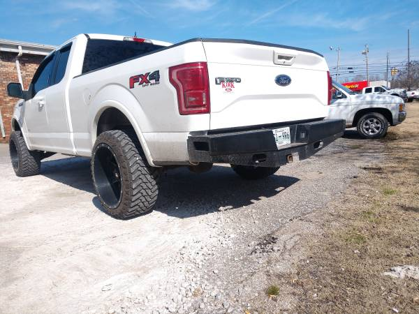 Photo 2015-18 F150 Rear Ranch Hand Bumper trade for Stock - $800 (West TN)