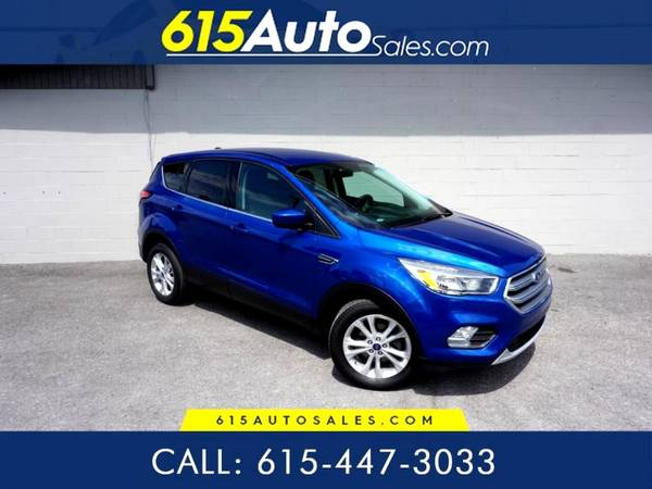 Photo 2017 Ford Escape $0 DOWN BAD CREDIT WE FINANCE - $15,500 (615 W. Main St. Hendersonville, TN)